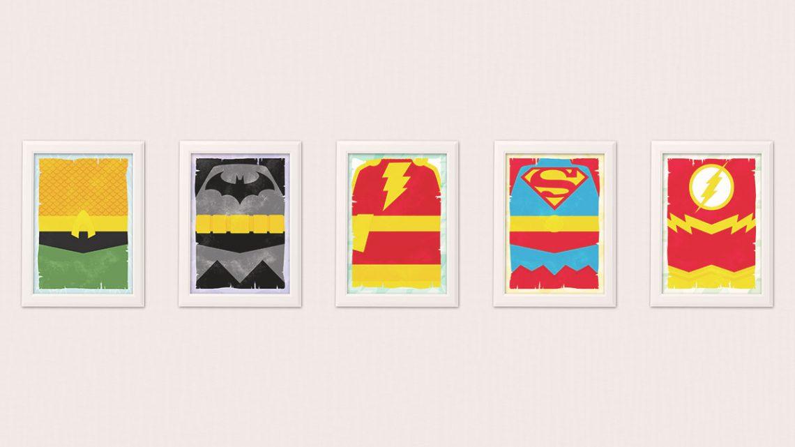 DC-hjältar