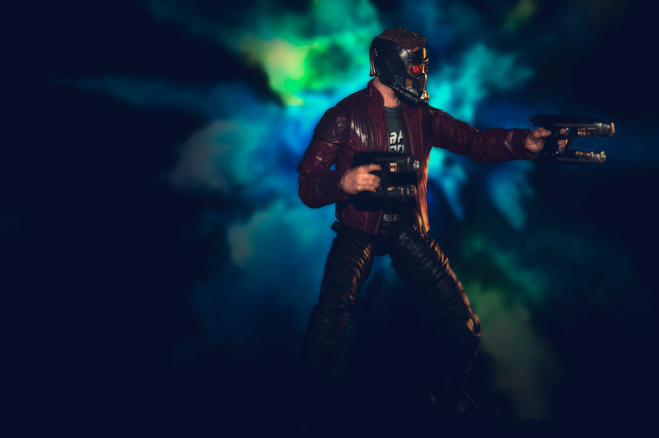 Big Adventures of Little Star-Lord: Session 1