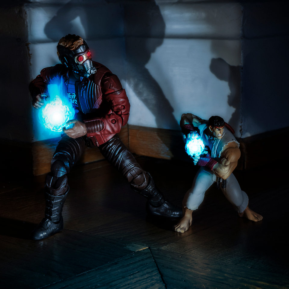Street Fighter - Hadoken.