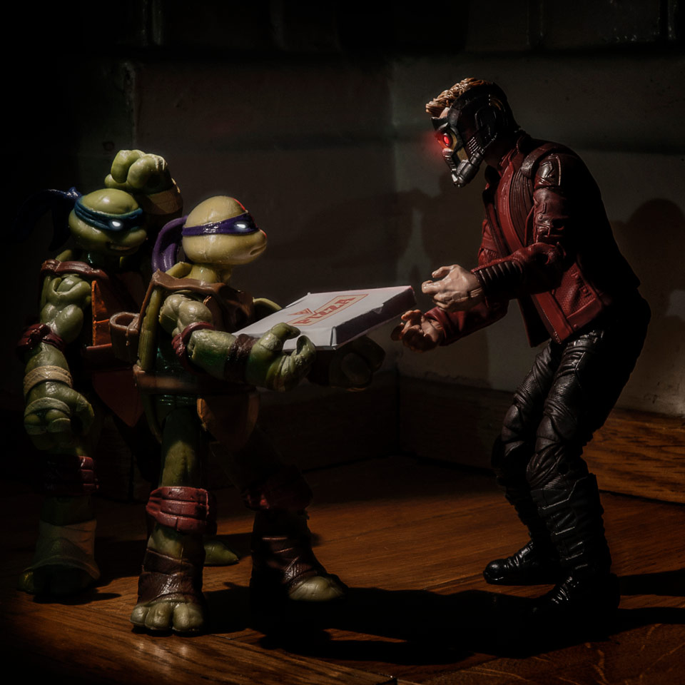 TMNT - Pizza Time.